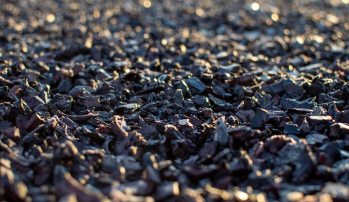Key West Safety Surfacing-Bonded Rubber Mulch